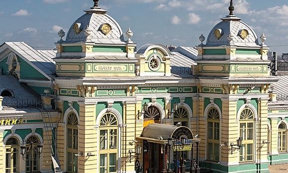 ЖД Вокзал ЖД вокзал Иркутск-Пассажирский